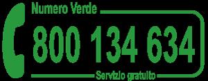 Numero Verde Domiciliazione Legale e Postale a Milano