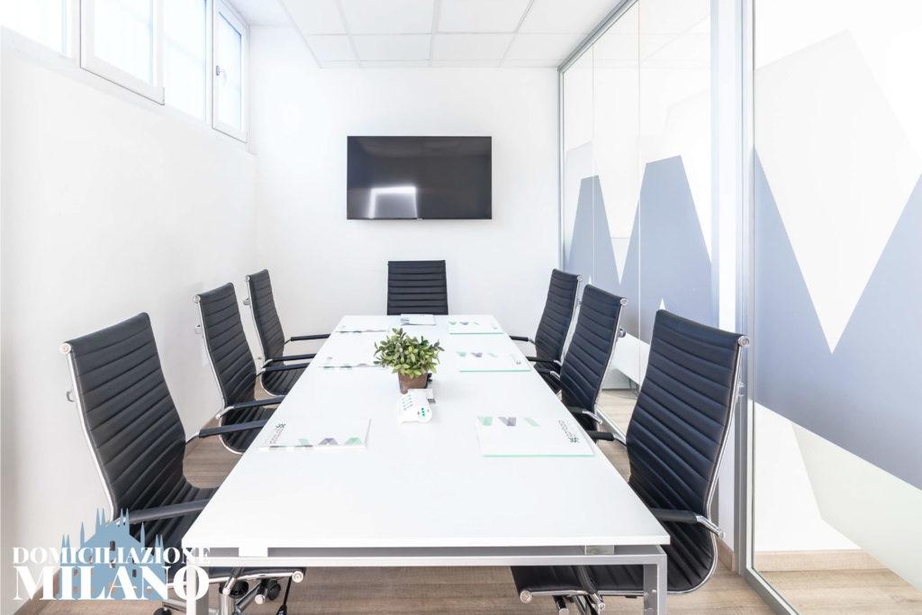domiciliazione milano garibaldi sala riunioni