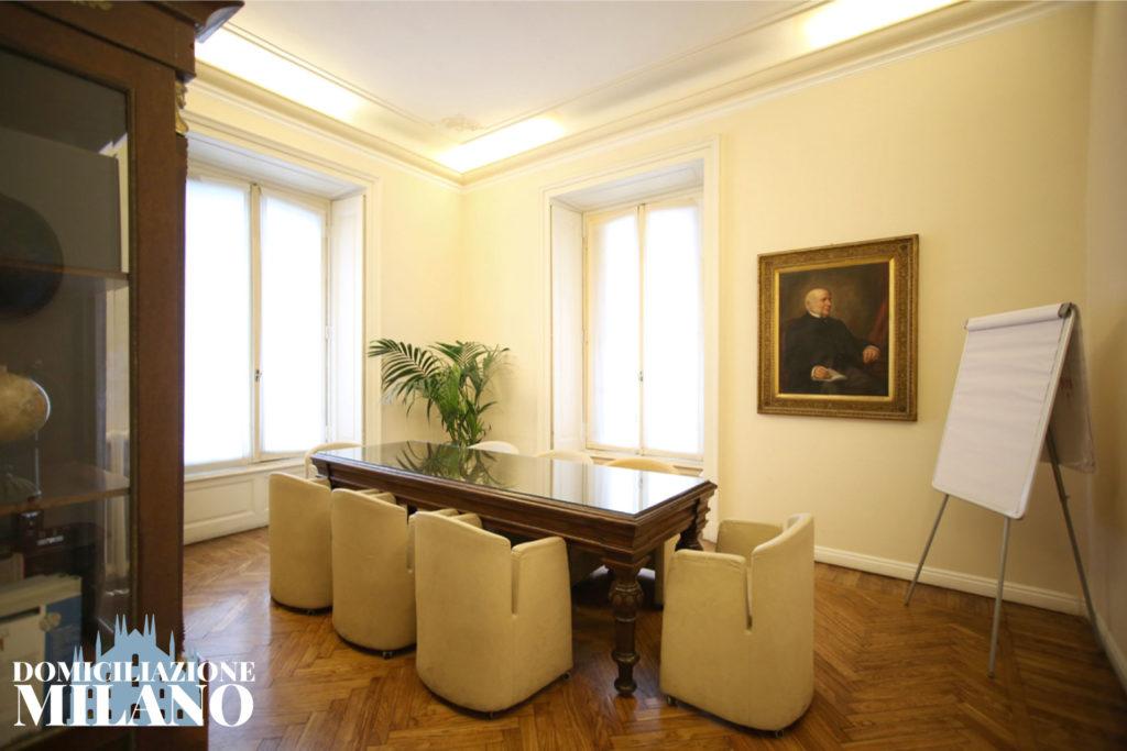 sede legale stazione centrale milano