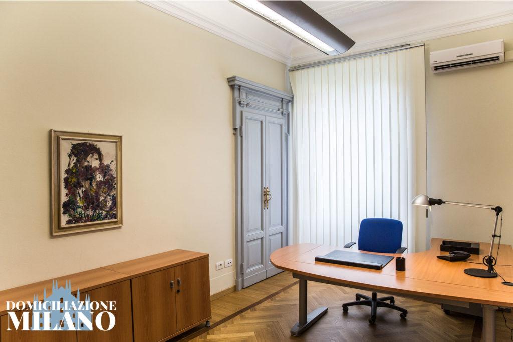 ufficio arredato milano cadorna