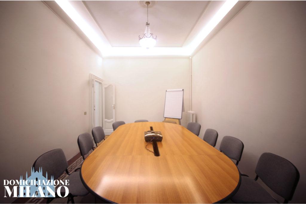 ufficio arredato affito milano 3